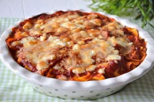Ricette  Tortellini al forno
