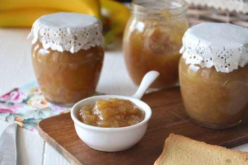 Ricette Conserve Marmellata di banane