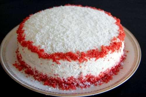 Ricette dal mondo Red Velvet Cake