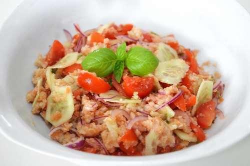 Ricette Piatti tipici toscani Panzanella