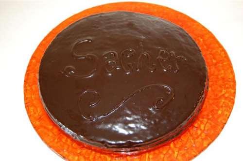 Ricette austriache Sacher torte