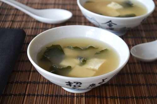 Ricette  Zuppa di miso