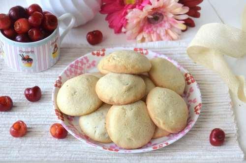Ricette  Biscotti alle ciliegie
