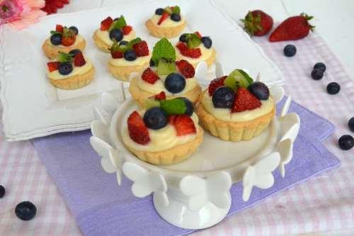 Ricette Finger food Cestini di frutta