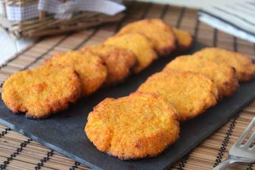 Ricette Antipasti sfiziosi Frittelle di carote
