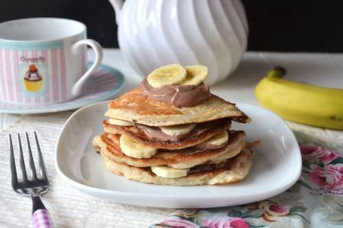 Ricette Dolcetti Pancake proteici