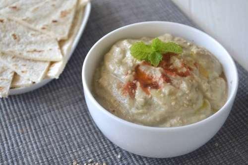 Vegane ricette Babaganoush