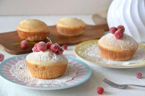 Ricette ricette Muffin di gelato