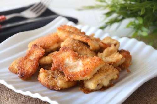 Ricette Secondi piatti Bocconcini di pollo al forno