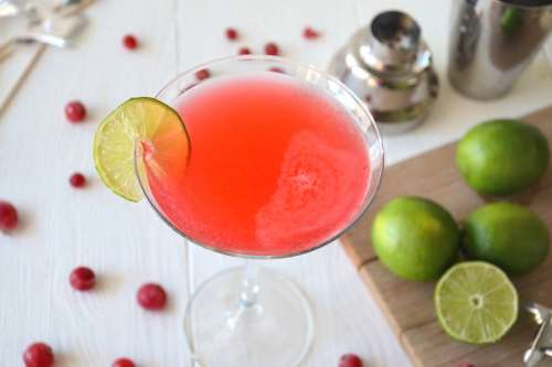 Liquori e cocktail ricette Cosmopolitan cocktail