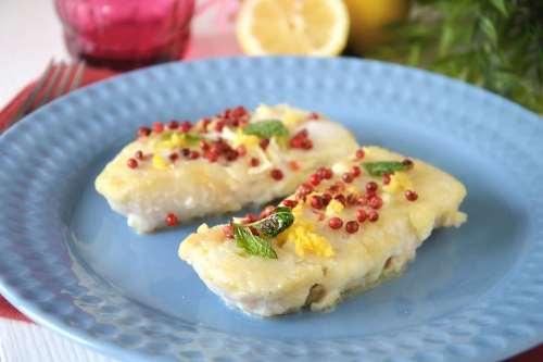 ricette Filetti di merluzzo al limone