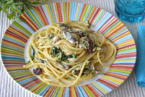 ricette Pasta con le sarde