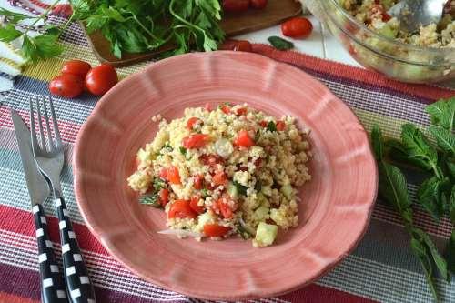 light ricette Tabulè