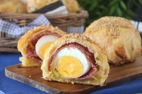Antipasti con uova