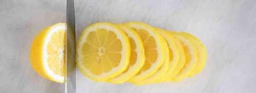 Come tagliare il limone