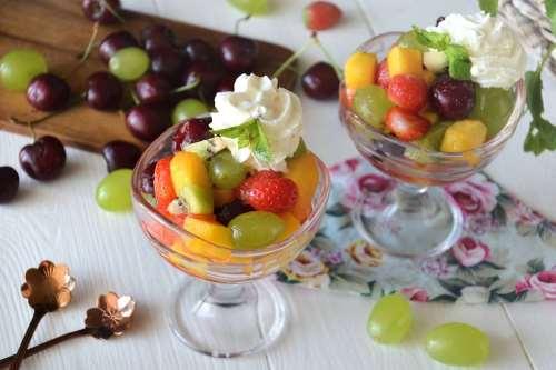 Vegane ricette Macedonia di frutta