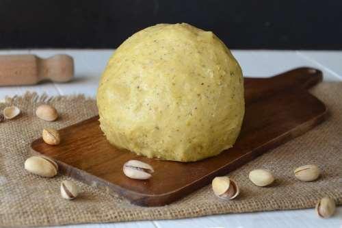 Ricette  Pasta frolla al pistacchio