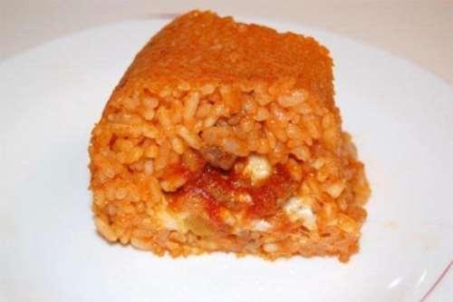 Ricette ricette Sartù di riso