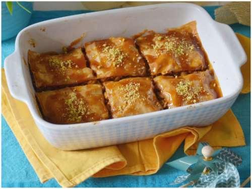 ricette Baklava