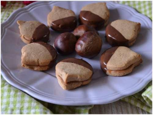 Biscotti ricette Biscotti alle castagne