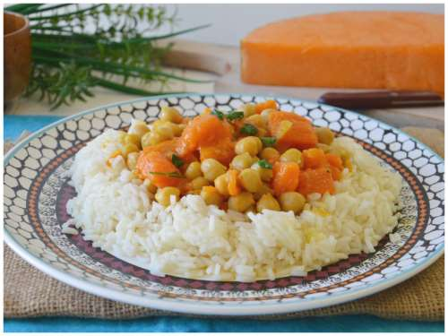 Ricette  Curry vegetariano