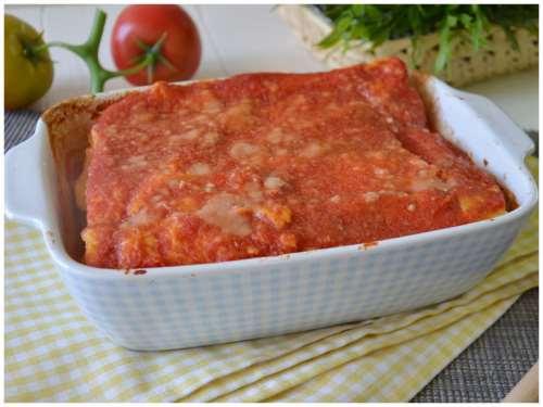 ricette Polenta al forno