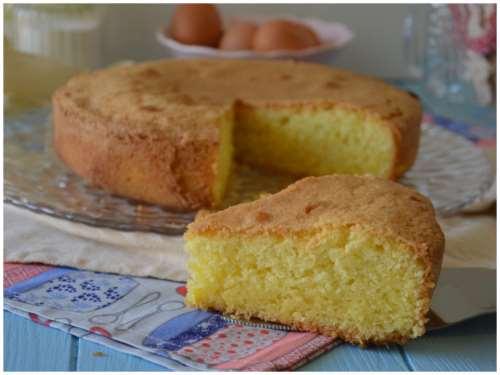 Dolci senza glutine ricette Torta sabbiosa