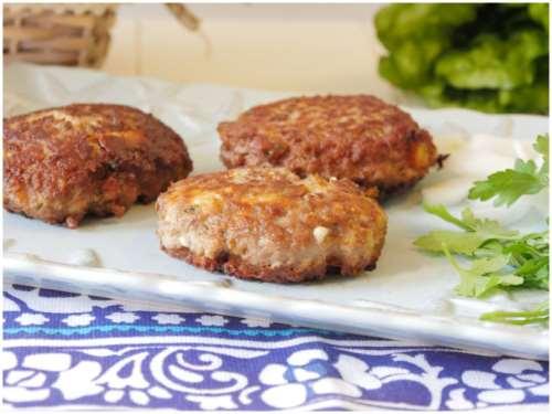 Ricette Secondi piatti Bifteki