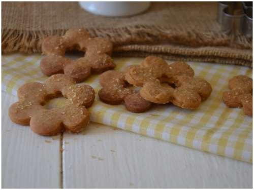 Biscotti ricette Biscotti al caramello