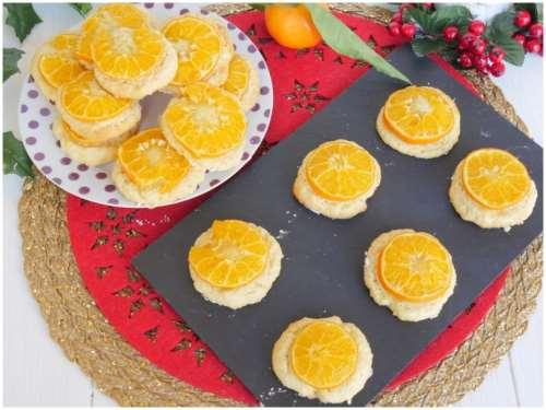 Ricette  Biscotti alle clementine