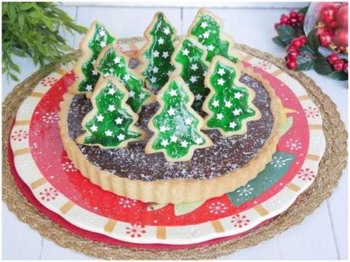 ricette Crostata di Natale