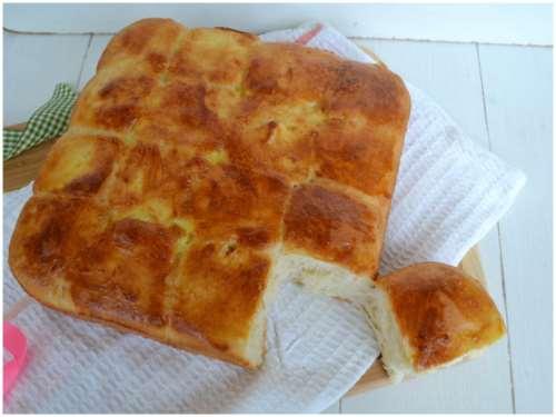 ricette Pan di panna