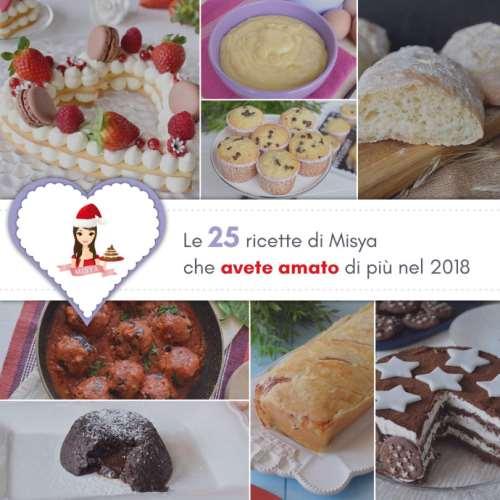 Le 25 ricette di Misya che avete amato di più nel 2018