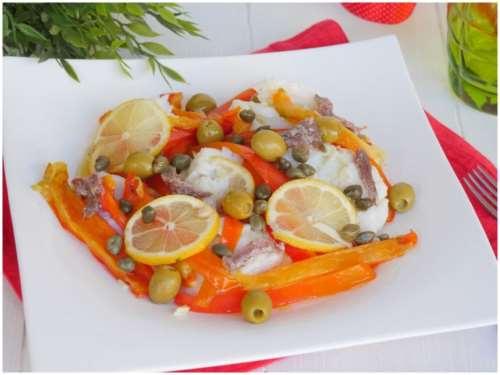 ricette Insalata di baccalà