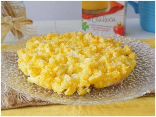 ricette Sbriciolata di polenta
