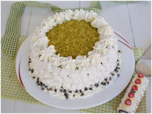 Ricette Torte Torta al pistacchio